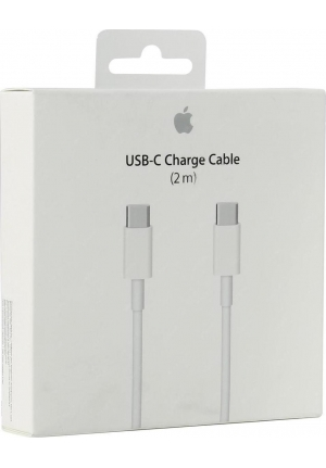 APPLE CABLE TYPE C TO TYPE C 2m MJWT2M/A ORIGINAL