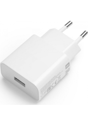Xiaomi USB Wall Charger Λευκό 2A-18W (MDY-09-EW)