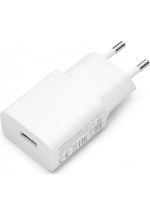Xiaomi USB Wall Charger Λευκό 2A-18W (MDY-08-EI)