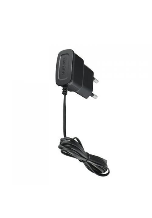 Samsung micro USB Wall Charger Μαύρο (ETA0U10EBECSTD) Bulk