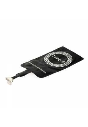 WIRELESS CHARGER RECEIVER FOR TYPE C