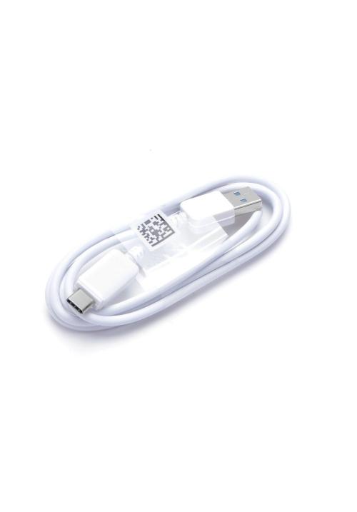 Καλώδιο Φόρτισης Cable Type C Class II White (1m)