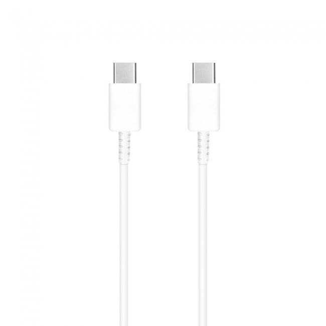 Καλώδιο Φόρτισης Samsung Type C EP-DG977BWE White Bulk