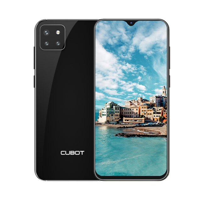 CUBOT X20 PRO 128GB 6GB DUAL BLACK EU