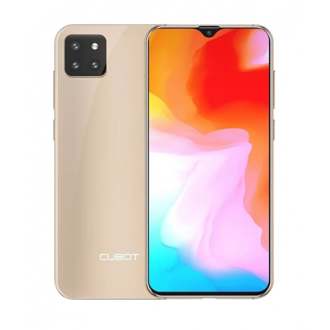 CUBOT X20 PRO 128GB 6GB DUAL GOLD EU