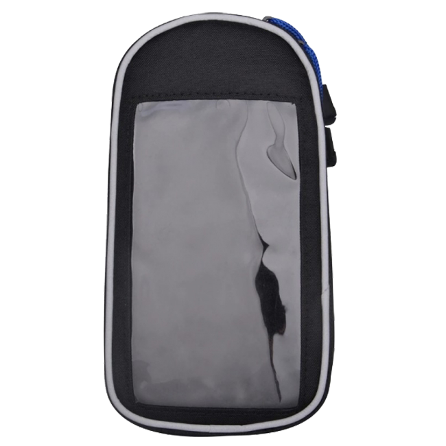 "Devia Universal Bicycle Waterproof Bag Suit Black (for 5.5"")"