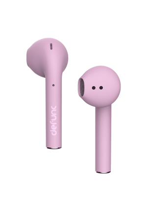 DEFUNC TRUE GO MINI WIRELESS EARBUDS PINK + POPSOCKET