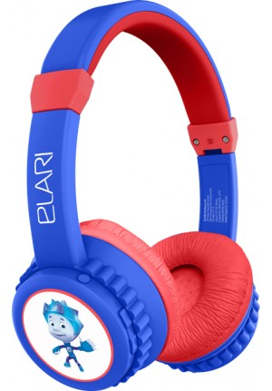 ELARI FIXITONE AIR KIDS WIRELESS HEADPHONES FT-2 BLUE/RED EU