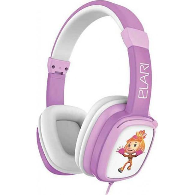 ELARI FIXITONE KIDS WIRELESS HEADPHONES FT-1 PINK/WHITE EU