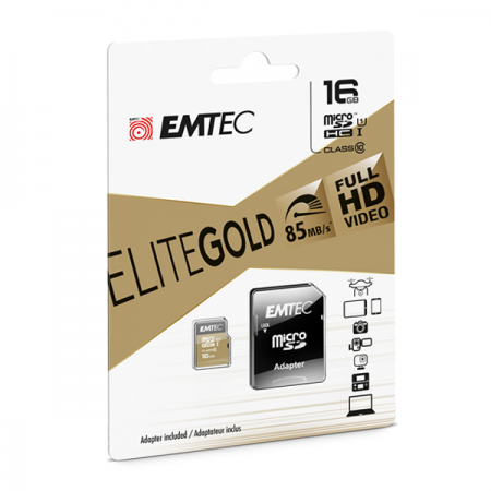 MICRO SD EMTEC (WITH ADAPTOR) 1...
