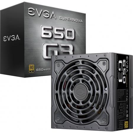 PSU EVGA SUPERNOVA G3 650W 80+ ...