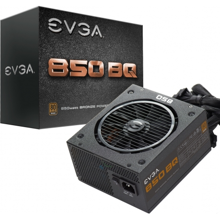 PSU EVGA 850BQ 850W 80+ 110-BQ-...
