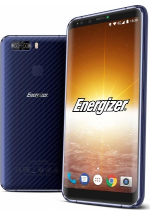 ENERGIZER POWER MAX P600S 64GB 6GB DUAL BLUE CARBON EU