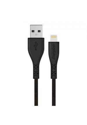 Καλώδιο Φόρτισης Energizer Lightning 1.2m Black Tin (C41UBLIGBKT)