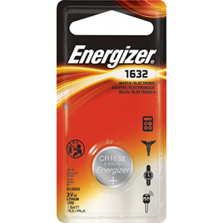 ENERGIZER LITHIUM CR 1632 3V BL...