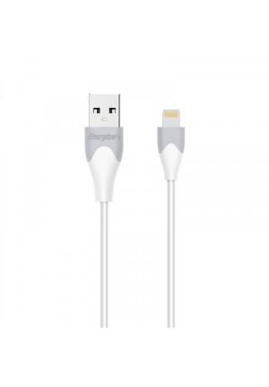 Καλώδιο Φόρτισης Energizer Lightning Bicolor 1.2m White (C61LIGWH4)