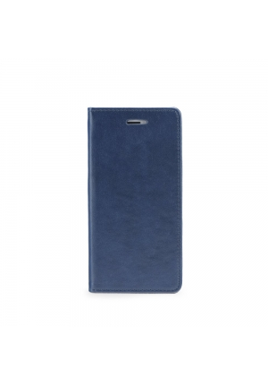 Θήκη για Apple Iphone Xs Max Magnet Book Navy Blue