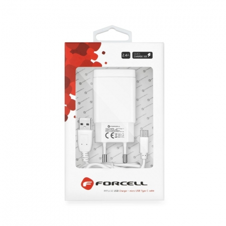Forcell USB Type C Cable & ...