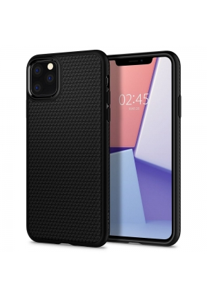 Θήκη για Apple Iphone 11 Spigen Liquid Air Matte Black