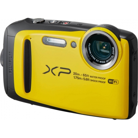 FUJIFILM FINEPIX XP120 CAMERA Y...