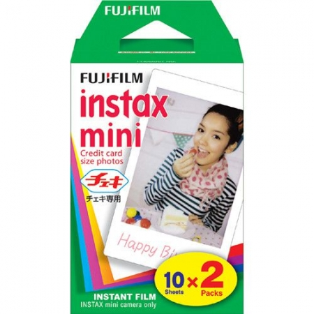 FUJIFILM FILM INSTAX MINI 10x2 ...