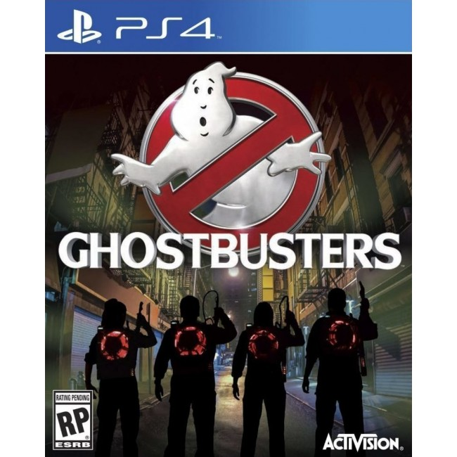 PS4 GHOSTBUSTERS GAME