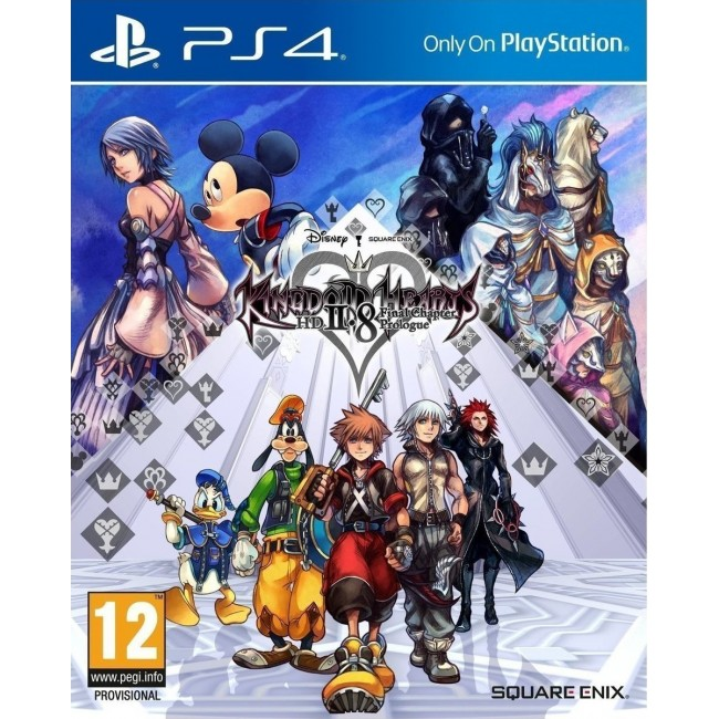 PS4 KINGDOM HEARTS 2.8 FINAL CHAPTER PROLOGUE GAME