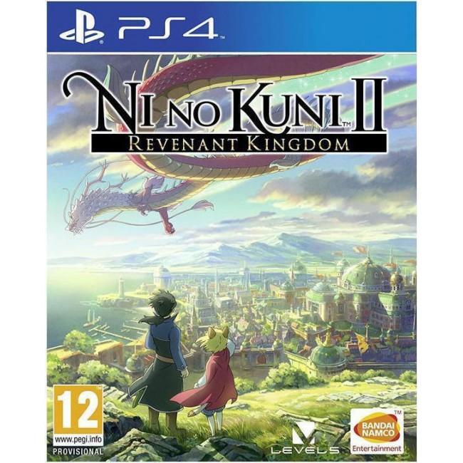 PS4 NI NO KUNI II (2) REVENANT KINGDOM GAME