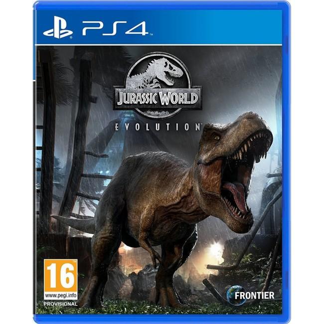 PS4 JURASSIC WORLD EVOLUTION GAME