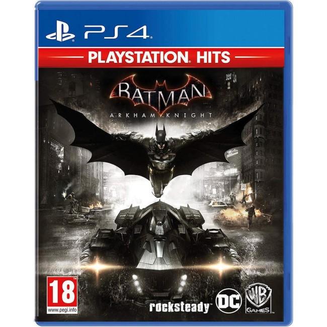 PS4 BATMAN ARKHAM KNIGHT HITS GAME
