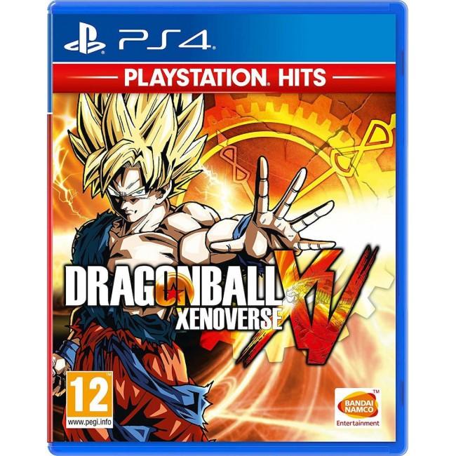 PS4 DRAGON BALL XENOVERSE HITS GAME