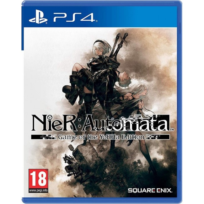 PS4 NIER AUTOMATA GAME OF THE YORHA EDITION GAME