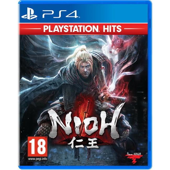 PS4 NIOH GAME  (HITS)
