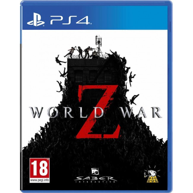 PS4 WORLD WAR Z GAME