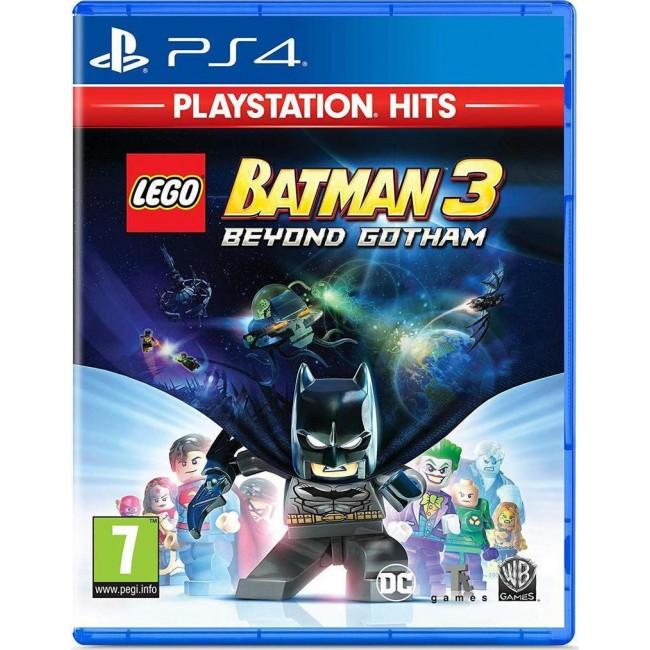 PS4 LEGO BATMAN 3 BEYOND GOTHAM HITS GAME