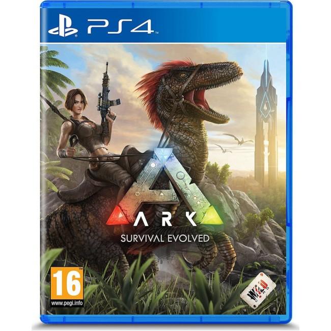 PS4 ARK SURVIVAL EVOLVED GAME