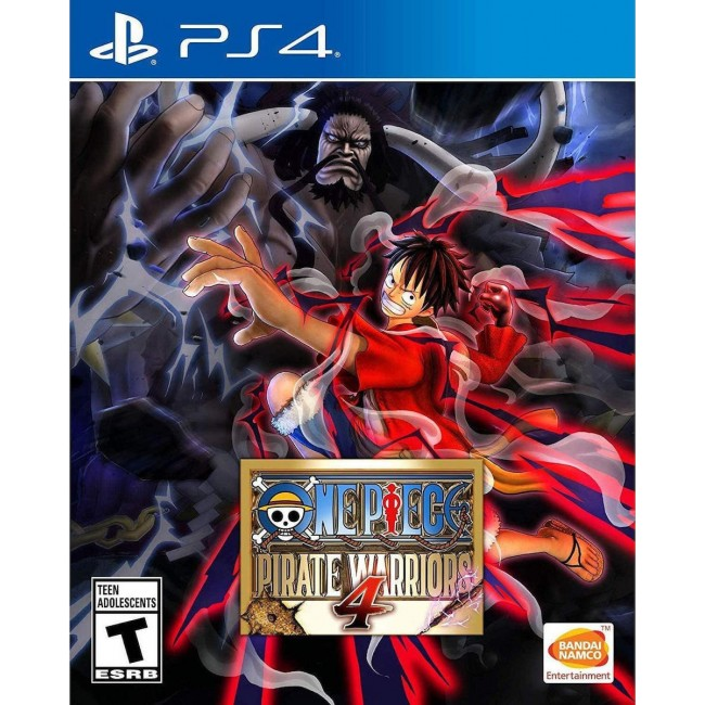PS4 ONE PIECE PIRATE WARRIORS 4 GAME