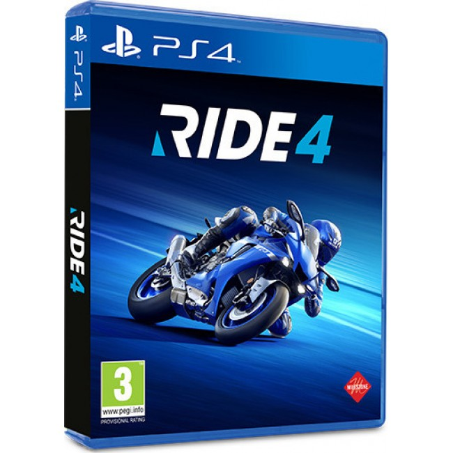 PS4 RIDE 4 GAME