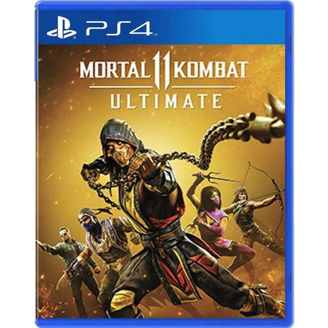 PS4 MORTAL KOMBAT 11 ULTIMATE EDITION GAME