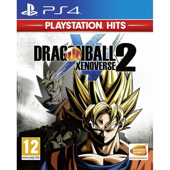 PS4 DRAGON BALL XENOVERSE 2 HITS GAME