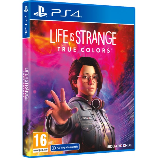 PS4 LIFE IS STRANGE TRUE COLORS GAME