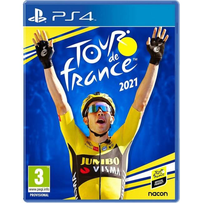 PS4 TOUR DE FRANCE 2021 GAME