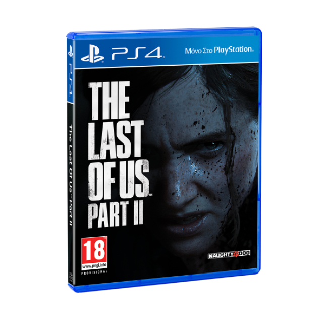 PS4 THE LAST OF US PART II (2) GAME