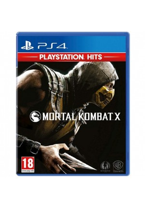 PS4 MORTAL KOMBAT X (HITS)