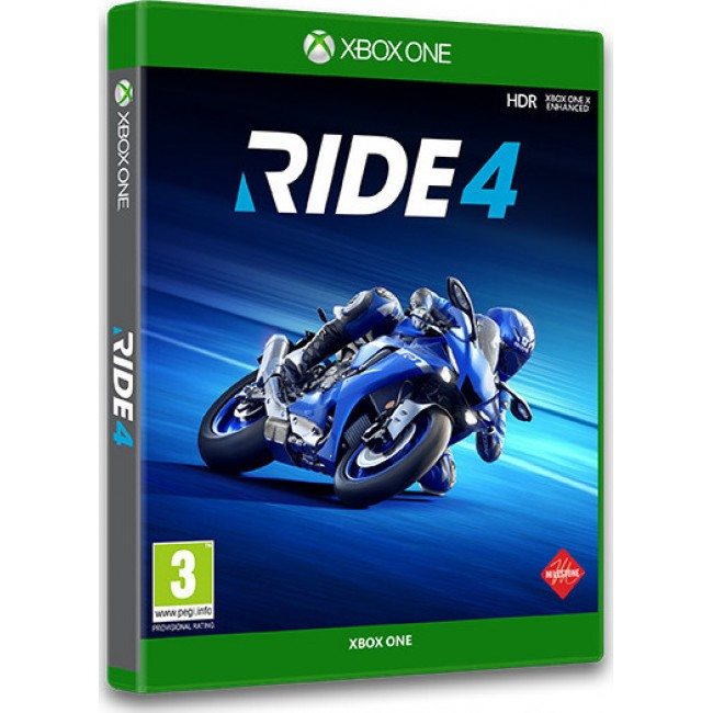 XBOX ONE / SERIES X RIDE 4 GAME