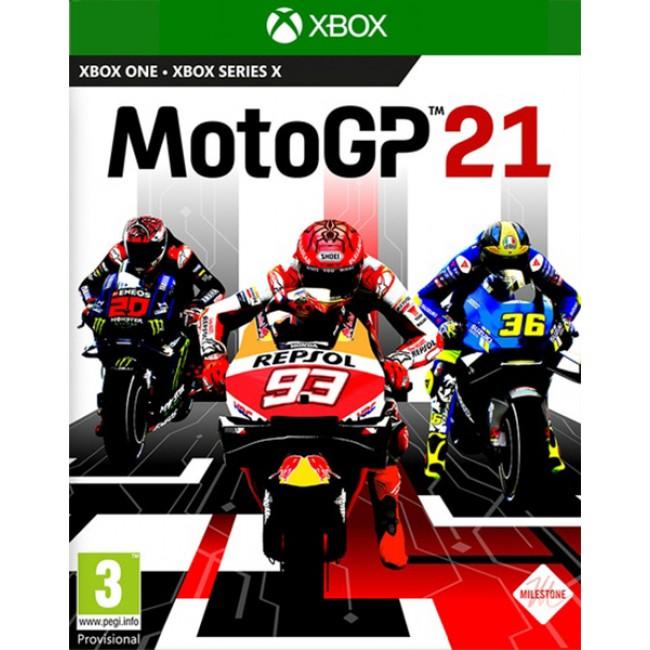 XBOX ONE/SERIES X MOTO GP 21 GAME