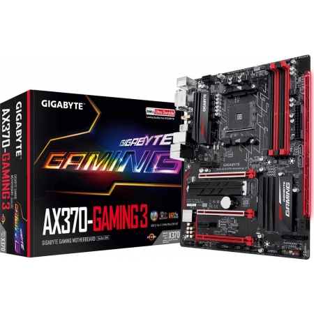 Motherboard Gigabyte AX370 Gami...