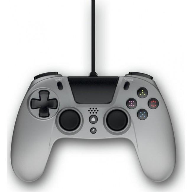GIOTECK VX4PS4-15-MU WIRED CONTROLLER PS4 TITANIUM