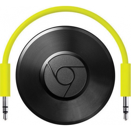 GOOGLE CHROMECAST AUDIO BLACK G...