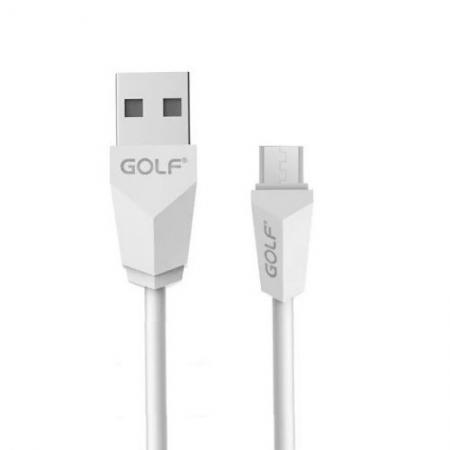 ΚΑΛΩΔΙΟ GOLF USB-MICRO USB WHIT...